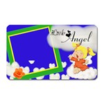 Little Angel magnet - Magnet (Rectangular)