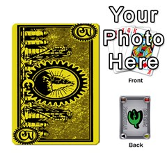 Ace Power Grid Money (order 3 For Complete Set) By Russell Howell   Playing Cards 54 Designs   C8nmqz957ehy   Www Artscow Com Front - DiamondA