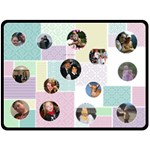 Family Fleece - Fleece Blanket (Large)