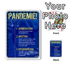 Pendemie 02 By Poaka4   Multi Purpose Cards (rectangle)   4cwy51h44i2g   Www Artscow Com Front 34