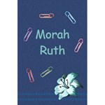 Morah Ruth - 5.5  x 8.5  Notebook