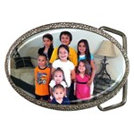 grandkids2 - Belt Buckle