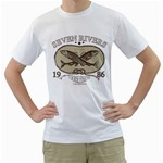 seven rivers course fishing custom White T-Shirt