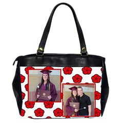 Olga By Kelly Phillips   Oversize Office Handbag (2 Sides)   I56kghc2bmow   Www Artscow Com Back