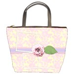 Flower Love Bag - Bucket Bag