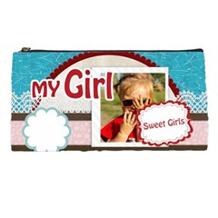 My Girl By Joely   Pencil Case   6a1vv459geho   Www Artscow Com Front
