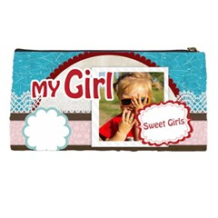 My Girl By Joely   Pencil Case   6a1vv459geho   Www Artscow Com Back