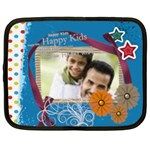 happy kids - Netbook Case (XXL)