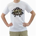 valve power truck custom White T-Shirt