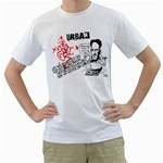 urban street design custom White T-Shirt