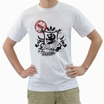 radical sport eco patrol design custom White T-Shirt