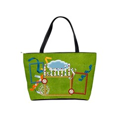Celebrate May Shoulder Bag 1 By Lisa Minor   Classic Shoulder Handbag   Fdpzr8zyy2oj   Www Artscow Com Back