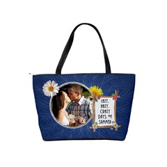 Fun In The Sun Classic Shoulder Handbag By Lil    Classic Shoulder Handbag   Grlsc2h0kss0   Www Artscow Com Back