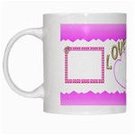 Love you Mug - White Mug