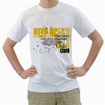 deep ocean cargo design custom White T-Shirt
