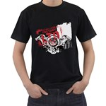 factory ltd hammer design custom Black T-Shirt