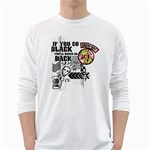if you go black design custom Long Sleeve T-Shirt