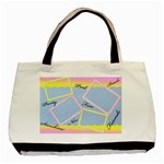 Fun Summer Tote Bag - Basic Tote Bag