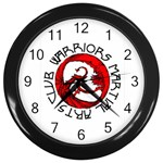 WMAC Wall Clock - Wall Clock (Black)