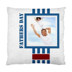 Fathers Day By Joely   Standard Cushion Case (two Sides)   0jhfldx3tqrm   Www Artscow Com Front