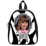 Zebra Small School Bag - School Bag (Small)