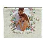 Forever love - Cosmetic Bag (XL)