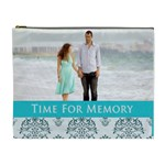 time for memory - Cosmetic Bag (XL)