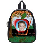 Fall Tree Small School Bag - School Bag (Small)