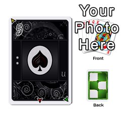 Jack Piecepack Standard & Playing Cards By Melody   Playing Cards 54 Designs   Xqpbokg0ws89   Www Artscow Com Front - DiamondJ