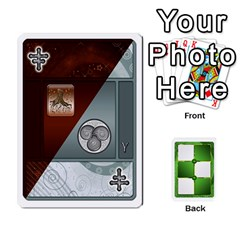 Jack Piecepack 2 By Melody   Playing Cards 54 Designs   6uyym4o83ypr   Www Artscow Com Front - ClubJ