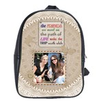 Friends Large School Bag - School Bag (Large)