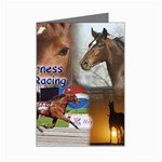 Harness Racing Mini Greeting Cards (Pkg of 8)