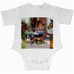 Harness Racing Infant Creeper