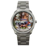 Harness Racing Sport Metal Watch