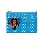 makeup bag - Cosmetic Bag (Medium)