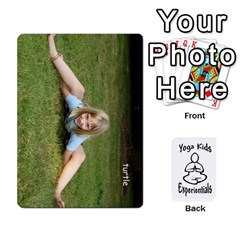Yoga Cards Text By Deanna   Playing Cards 54 Designs   0p47fhcwmxrj   Www Artscow Com Front - Diamond2
