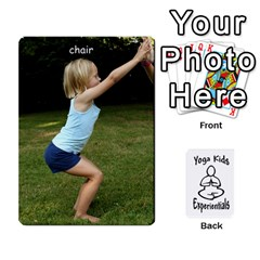 Yoga Cards Text By Deanna   Playing Cards 54 Designs   0p47fhcwmxrj   Www Artscow Com Front - Club2