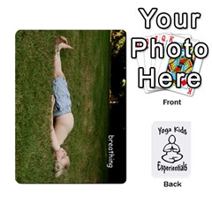 Yoga Cards Text By Deanna   Playing Cards 54 Designs   0p47fhcwmxrj   Www Artscow Com Front - Joker1