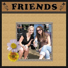 Friends 12  Photo Storage Stool By Lil    Storage Stool 12    Ok0j10w54lh5   Www Artscow Com Left