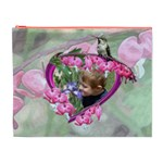 Bleeding Heart XL Cosmetic Bag - Cosmetic Bag (XL)