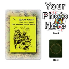 Riddle Of The Ring By Gordon Watson   Playing Cards 54 Designs   Mwvf54047kl0   Www Artscow Com Front - Diamond2