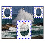 Crashing Wave Puzzle - Jigsaw Puzzle (Rectangular)