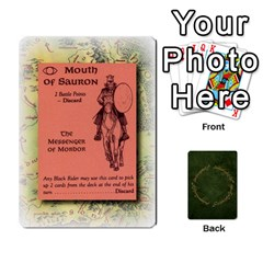 King Riddle Of The Ring 2 By Gordon Watson   Playing Cards 54 Designs   Et2j7vm3k0r7   Www Artscow Com Front - SpadeK
