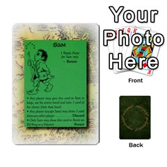 Riddle Of The Ring 2 By Gordon Watson   Playing Cards 54 Designs   Et2j7vm3k0r7   Www Artscow Com Front - Heart7