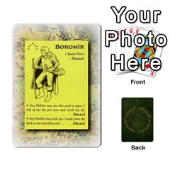 Jack Riddle Of The Ring 2 By Gordon Watson   Playing Cards 54 Designs   Et2j7vm3k0r7   Www Artscow Com Front - HeartJ