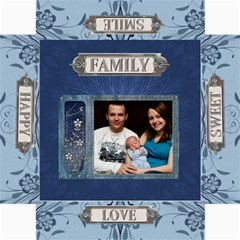 Family Love 12  Storage Stool By Lil    Storage Stool 12    Idlyiaj2aojz   Www Artscow Com Top