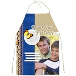 thank you father - Full Print Apron