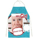 my baby girl  - Full Print Apron