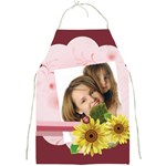 flower family - Full Print Apron