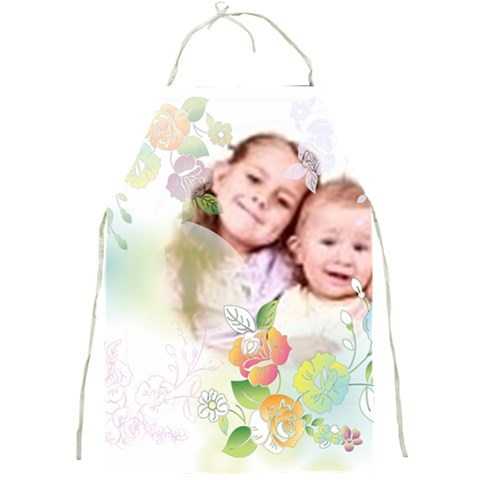 Baby By Wood Johnson   Full Print Apron   L1g1kqpb246t   Www Artscow Com Front